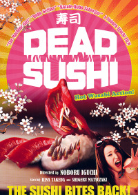 Смотреть Зомби-суши онлайн на Кинопод бесплатно