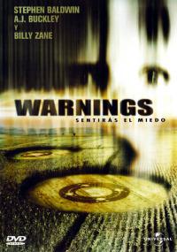 Смотреть Зловещее предупреждение онлайн на Кинопод бесплатно