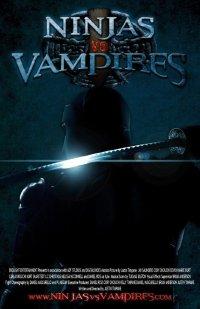 Смотреть Ниндзя против вампиров онлайн на Кинопод бесплатно