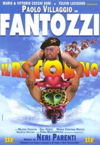 Смотреть Возвращение Фантоцци онлайн на Кинопод бесплатно