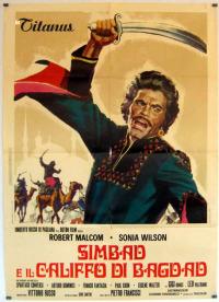 Смотреть Синдбад и калиф Багдада онлайн на Кинопод бесплатно
