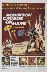 Смотреть Робинзон Крузо на Марсе онлайн на бесплатно