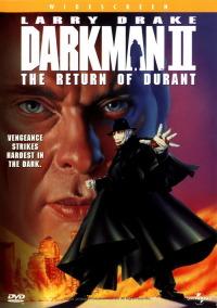 Смотреть Человек тьмы II: Возвращение Дюрана онлайн на Кинопод бесплатно