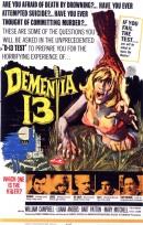 Смотреть фильм Безумие 13 онлайн на Кинопод бесплатно