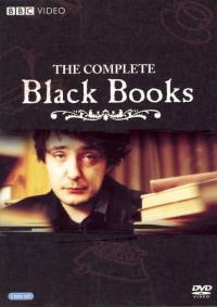 Смотреть онлайн Книжный магазин Блэка (Black Books / Книжная лавка Блэка / Черные книги)