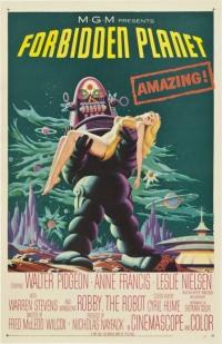 Смотреть Запретная планета онлайн на Кинопод бесплатно
