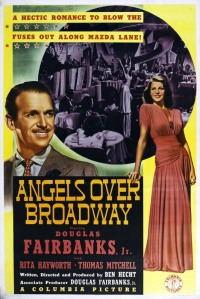 Смотреть Ангелы над Бродвеем онлайн на Кинопод бесплатно