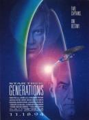 Смотреть фильм Звездный путь 7: Поколения онлайн на Кинопод бесплатно