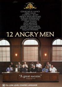 Смотреть 12 разгневанных мужчин онлайн на Кинопод бесплатно