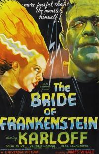 Смотреть Невеста Франкенштейна онлайн на Кинопод бесплатно
