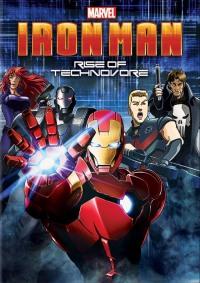 Смотреть Железный Человек: Восстание Техновора онлайн на Кинопод бесплатно