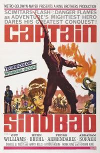 Смотреть Капитан Синдбад онлайн на Кинопод бесплатно