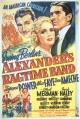 Смотреть фильм Рэгтайм Бэнд Александра онлайн на Кинопод бесплатно
