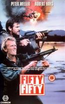 Смотреть фильм Пятьдесят на пятьдесят онлайн на Кинопод бесплатно