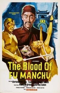 Смотреть Кровь Фу Манчу онлайн на Кинопод бесплатно