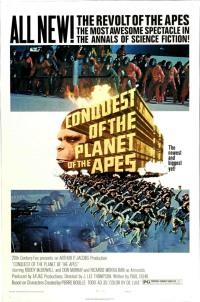 Смотреть Завоевание планеты обезьян онлайн на Кинопод бесплатно