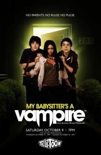 Смотреть Моя няня – вампир онлайн на Кинопод бесплатно