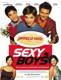 Смотреть Секси бойз, или Французский пирог онлайн на Кинопод бесплатно