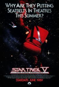 Смотреть Звездный путь 5: Последний рубеж онлайн на Кинопод бесплатно