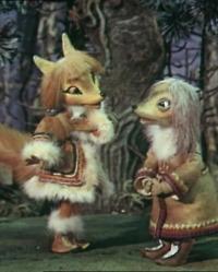 Смотреть Росомаха и лисица онлайн на Кинопод бесплатно