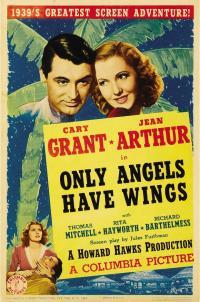 Смотреть Только у ангелов есть крылья онлайн на Кинопод бесплатно