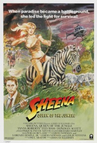 Смотреть Шина – королева джунглей онлайн на Кинопод бесплатно