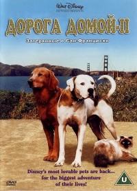 Смотреть Дорога домой 2: Затерянные в Сан-Франциско онлайн на Кинопод бесплатно