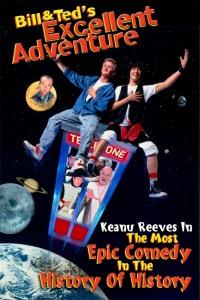 Смотреть Невероятные приключения Билла и Теда онлайн на Кинопод бесплатно