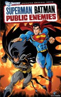 Смотреть Супермен/Бэтмен: Враги общества онлайн на Кинопод бесплатно