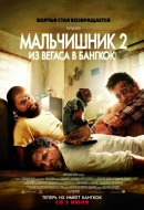 Смотреть фильм Мальчишник 2: Из Вегаса в Бангкок онлайн на Кинопод платно
