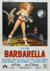 Смотреть Барбарелла онлайн на Кинопод бесплатно