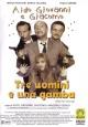 Смотреть фильм Трое мужчин и нога онлайн на Кинопод бесплатно