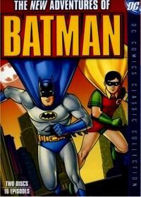 Смотреть Новые приключения Бэтмена онлайн на Кинопод бесплатно