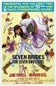 Смотреть фильм Семь невест для семи братьев онлайн на Кинопод бесплатно