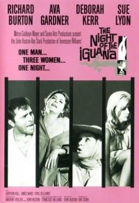 Смотреть Ночь игуаны онлайн на Кинопод бесплатно