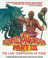 Смотреть Токсичный мститель 3: Последнее искушение Токси онлайн на Кинопод бесплатно