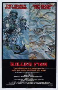 Смотреть Рыба-убийца онлайн на Кинопод бесплатно