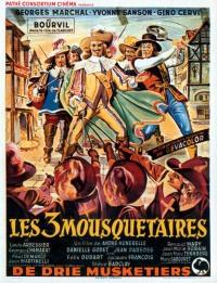 Смотреть Три мушкетера онлайн на Кинопод бесплатно