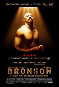 Смотреть Бронсон онлайн на Кинопод бесплатно