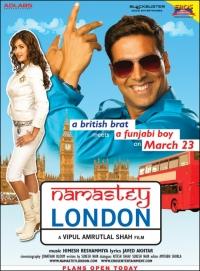 Смотреть Намасте Лондон онлайн на Кинопод бесплатно