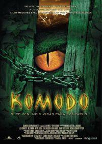 Смотреть Комодо. Остров ужаса онлайн на Кинопод бесплатно