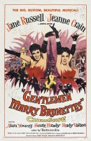 Смотреть фильм Джентльмены женятся на брюнетках онлайн на Кинопод бесплатно