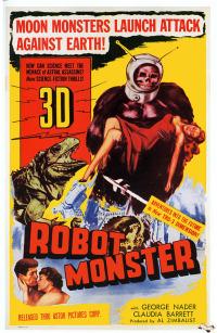 Смотреть Робот-монстр онлайн на Кинопод бесплатно
