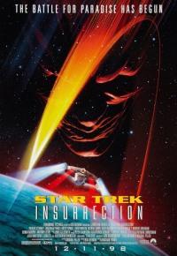 Смотреть Звездный путь: Восстание онлайн на Кинопод бесплатно