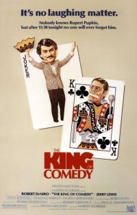 Смотреть Король комедии онлайн на Кинопод бесплатно