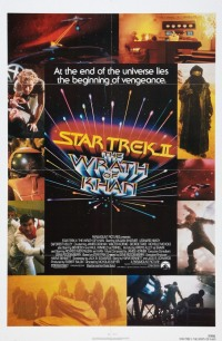 Смотреть Звездный путь 2: Гнев Хана онлайн на Кинопод бесплатно