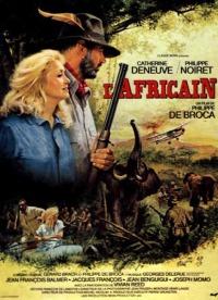 Смотреть Африканец онлайн на Кинопод бесплатно