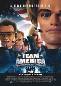 Смотреть Отряд «Америка»: Всемирная полиция онлайн на Кинопод бесплатно