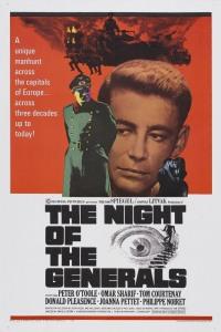 Смотреть Ночь генералов онлайн на Кинопод бесплатно