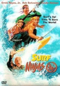 Смотреть Ниндзя серферы онлайн на Кинопод бесплатно